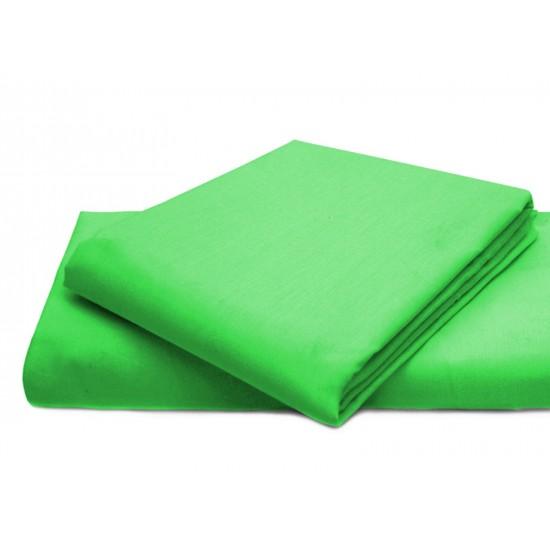 Lenjerie de pat verde