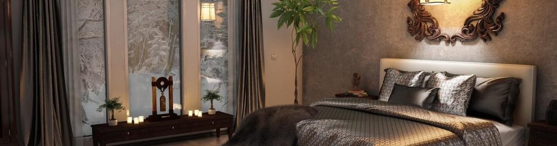Orientarea patului în funcție de punctele cardinale - Poziția patului în dormitor