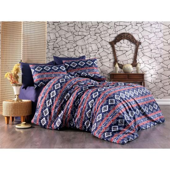 Lenjerie de pat cu motive traditionale